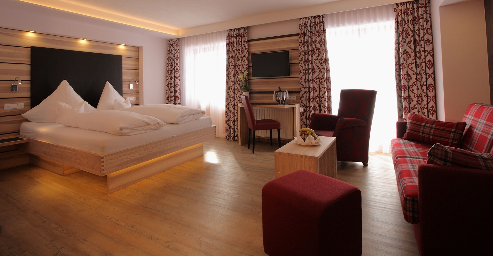 Your hotel in oberstdorf